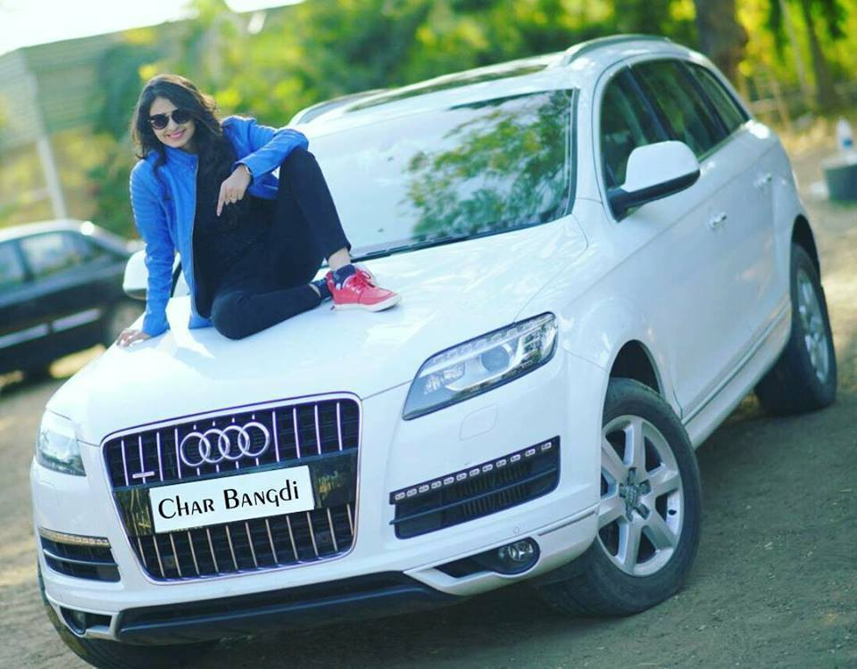 Char Char Bangadi Wali Gadi : Copyright Violation Notice to Kinjal Dave -