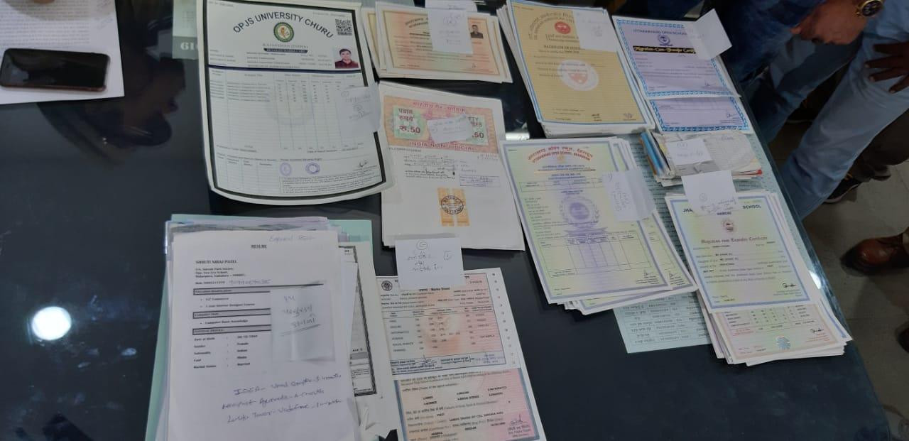 Vadodara police busts duplicate certificate scam -