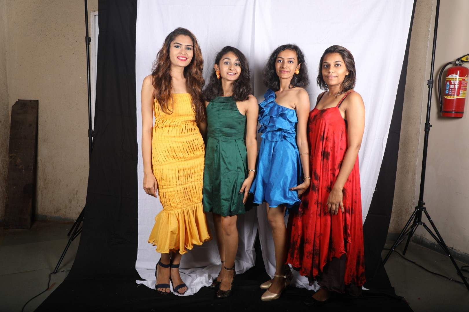 Bringing Innovation To Fashion As Parul University Showcase Their Eco Friendly Spring Collection